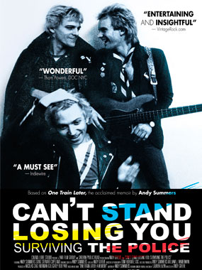 CAN´T STAND LOSING YOU/Surviving The Police
