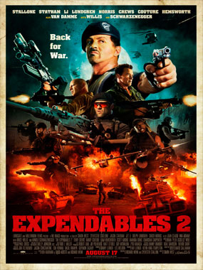 EXPENDABLES 2, THE